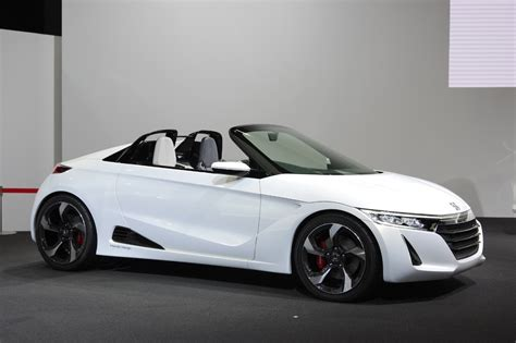 Shrunken Nsx Honda S660 Kei Sportscar Coming In 2015