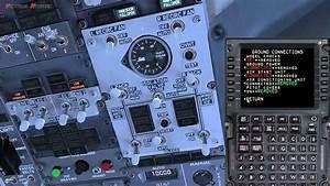 Boeing 737-800 Pmdg Ngx Apu Inop Engine Start