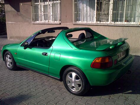 1993 Honda Sol S by Mojopin 1993 Honda Sol Specs Photos Modification