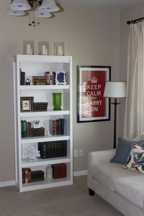 Bookshelves As Room Focus by 1000 Ideas About Bookshelves On