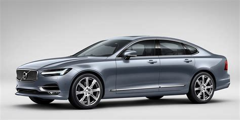 volvo vehicles 2017 volvo s90 car pictures autocar pictures