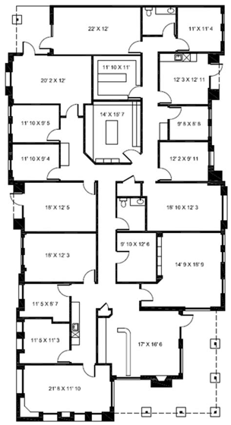 precision floor plan marketing floor plans