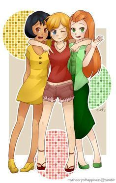 totally spies images  pinterest totally spies