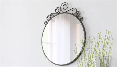 Spiegel Verzieren Originelle Rahmen Aus Tortenspitze by Runde Spiegel Mit Rahmen Runde Spiegel Mirror H120 X B120