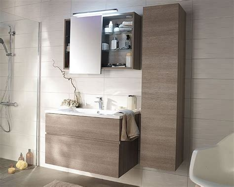 castorama meuble de salle de bains calao une salle de bains propice 224 la d 233 tente salles de