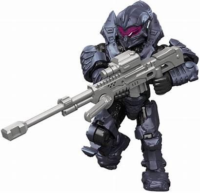 Helioskrill Spartan Unsc Halo Armor Mega Construx
