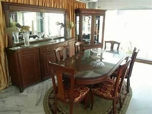 salle a manger medaillon meubles et decoration tunisie With salle a manger tunis