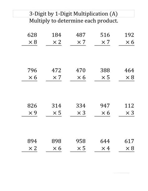 grade math worksheets    images