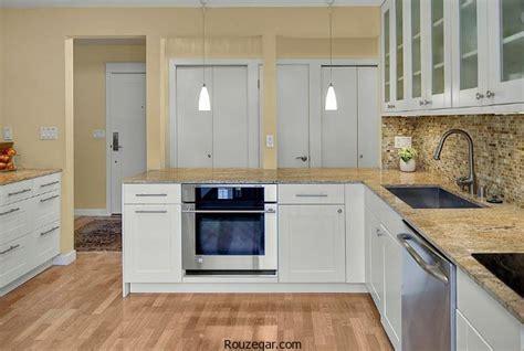 country kitchen backsplash tiles دکوراسیون آشپزخانه جدید و مدرن چیدمان آشپزخانه مدل 5988