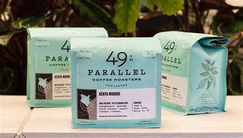 On request we purchased a 12oz bag of 49th parallel coffee roasters 'epic' roast to try on our machines and discover our favourite extraction recipe. 49th Parallel Coffee Roasters Kenya Muburi - Robb Report
