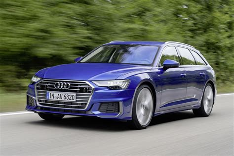 new 2018 audi a6 avant review is the tech leading estate a 5 series touring rival evo