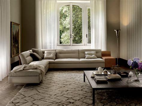 Living Room At Fau by Poltrona Frau Living Room