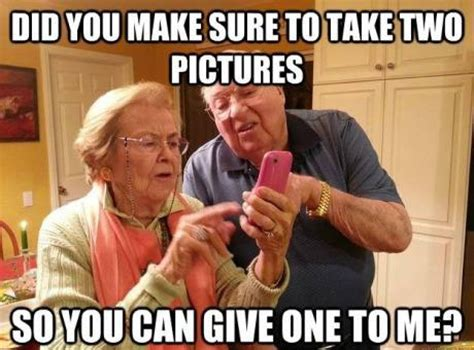Cell Tech Meme - old people and social media blankpage4