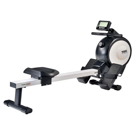 York Perform 210 Rowing Machine - Sweatband.com