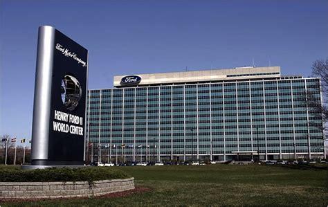 Sede Ford by Sede De Ford En Dearborn Megaconstrucciones