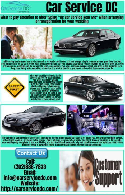 dc car service   wont   benefit   doesnt