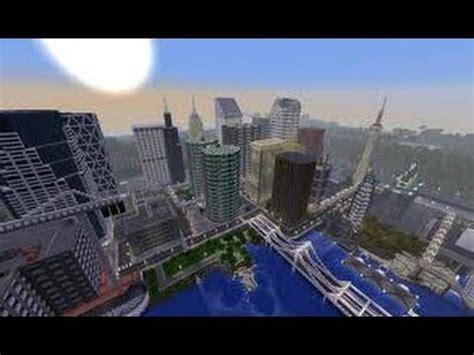 la mejor ciudad de minecraft  la mas grande