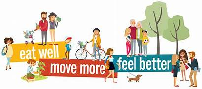 Community Health Improvement Wellmark Move Eat Better
