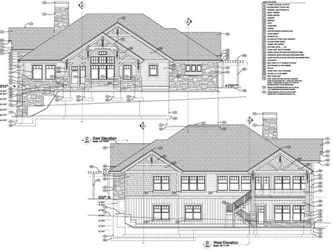 Architectural Drafting Home Planing Design