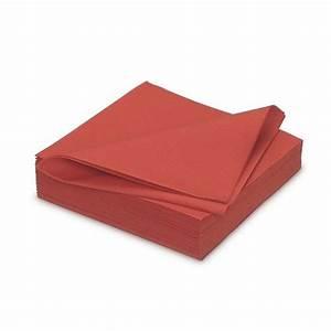 Seche Serviette 40 Cm : serviettes corail paisses en papier v s che ava 40 x 40 cm ~ Melissatoandfro.com Idées de Décoration