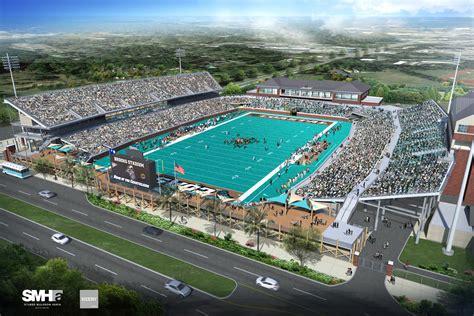 box springs coastal has football stadium expansion groundbreaking