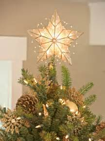 christmas tree star topper capiz star christmas tree topper
