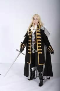Alucard Castlevania Cosplay