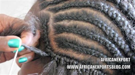 PROTECTIVE STYLE FOR HAIR GROWTH RETENTION CROCHET BRA... | Doovi
