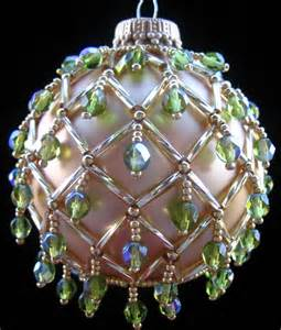 christmas ornaments 2016 on pinterest beaded christmas ornaments beaded ornament covers and