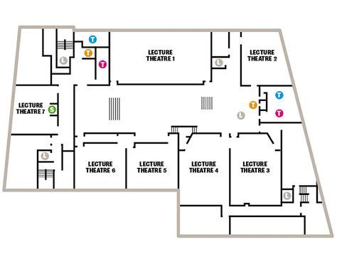 floor plans  diamond  university  sheffield