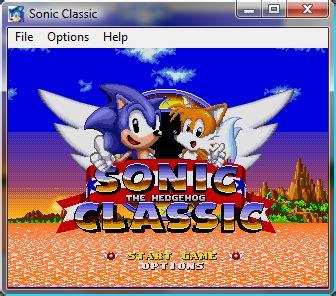 sonic fan games online sonic fan game