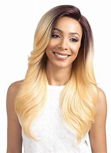 Bobbi Boss Premium Synthetic Lace Front Wig MLF167 LINDSEY