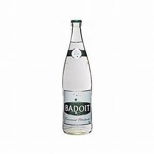 Bouteille Verre 1l : 12 bouteilles d 39 eau gazeuse badoit verre consign 12 x 1 l grossistes boissons boissons en ~ Teatrodelosmanantiales.com Idées de Décoration