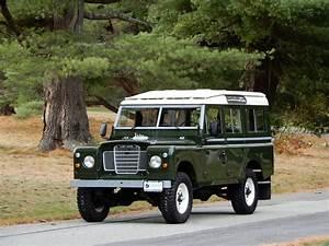 Land Rover Serie 1 : 1982 land rover series iii 109 5 door copley motorcars ~ Medecine-chirurgie-esthetiques.com Avis de Voitures