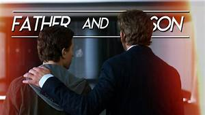 Tony Stark & Pe... Peter Parker Father Quotes