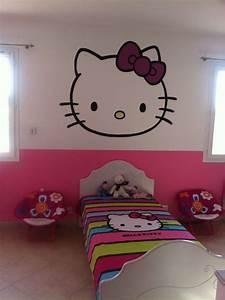 Chambre Hello Kitty : chambre hello kitty photo 1 5 3513949 ~ Voncanada.com Idées de Décoration