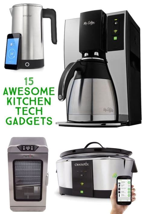 15 Awesome Kitchen Tech Gadgets  We, The O'jays And Tech