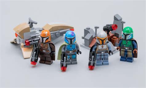 Très vite testé : LEGO Star Wars 75267 Mandalorian Battle ...