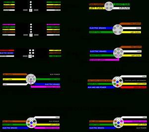 Universal Trailer Wiring Diagram Color Code
