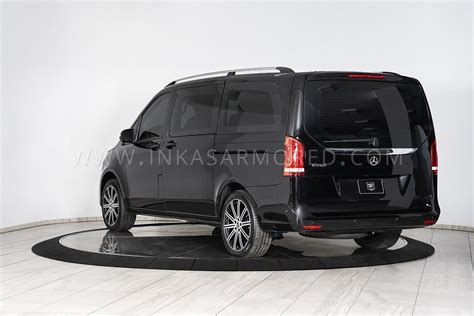 The factory now produces the new sprinter and the vario. Mercedes-Benz V-Class is Bulletproof - Cars.co.za