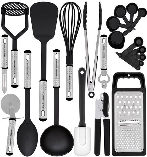 utensils kitchen utensil cooking nylon tools gifts
