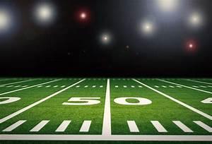 Laeacco Bright American Football Field Photography ...