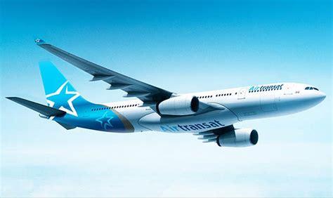 air transat nouvelle flotte 28 images air transat augmentera offre l hiver prochain le