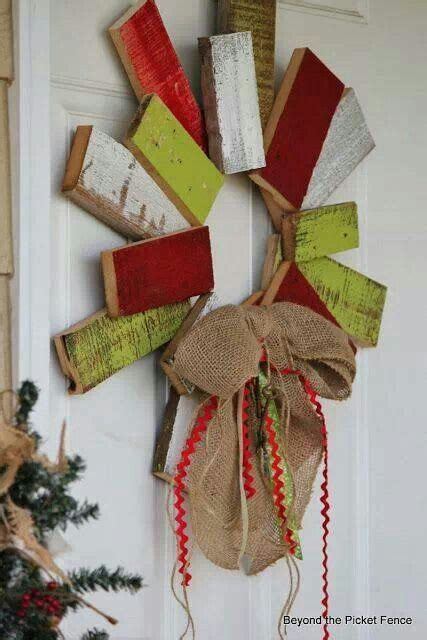 wooden wreath 10 best images about wood slat wreath on pinterest wood wreath popsicle stick crafts and easy diy
