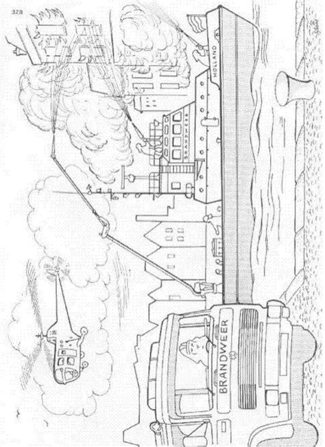 Kleurplaat Brandweerman Sam Boot by N 28 Coloring Pages Of Brigade