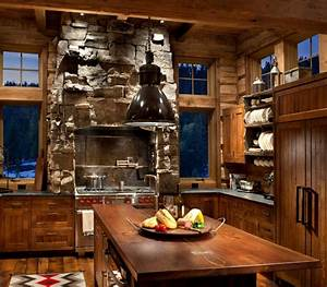 Rustic Kitchens - Design Ideas, Tips & Inspiration