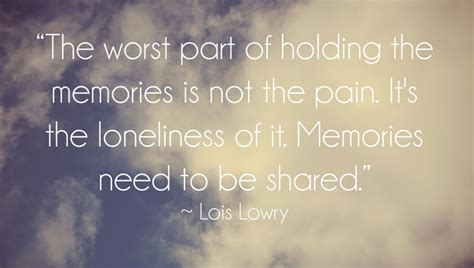 Messenger Lois Lowry Quotes