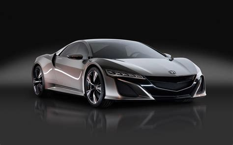 Honda Nsx Prototype Wallpaper Hd Car Wallpapers