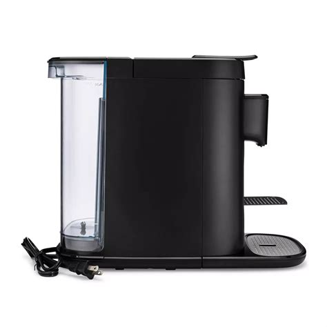 The instant pod coffee maker takes pods from the two biggest names in the biz. Instant Pod 140-6000-01 Coffee & Espresso Maker - Walmart.com - Walmart.com