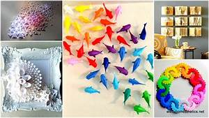 30 Insanely Beautiful Examples of DIY Paper Art That Will